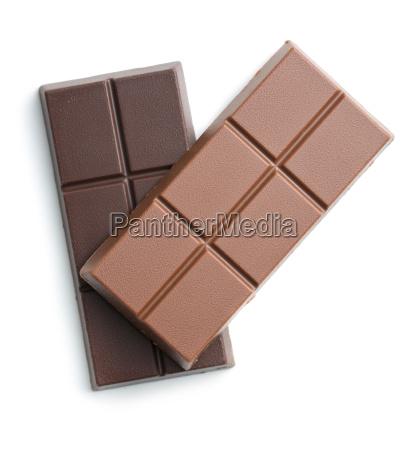 sweet chocolate bars