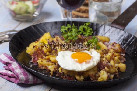tyrolean groestl a potato dish