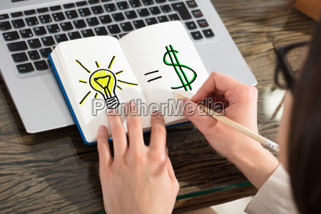 light, bulb, and, the, financial, gain - 22643637