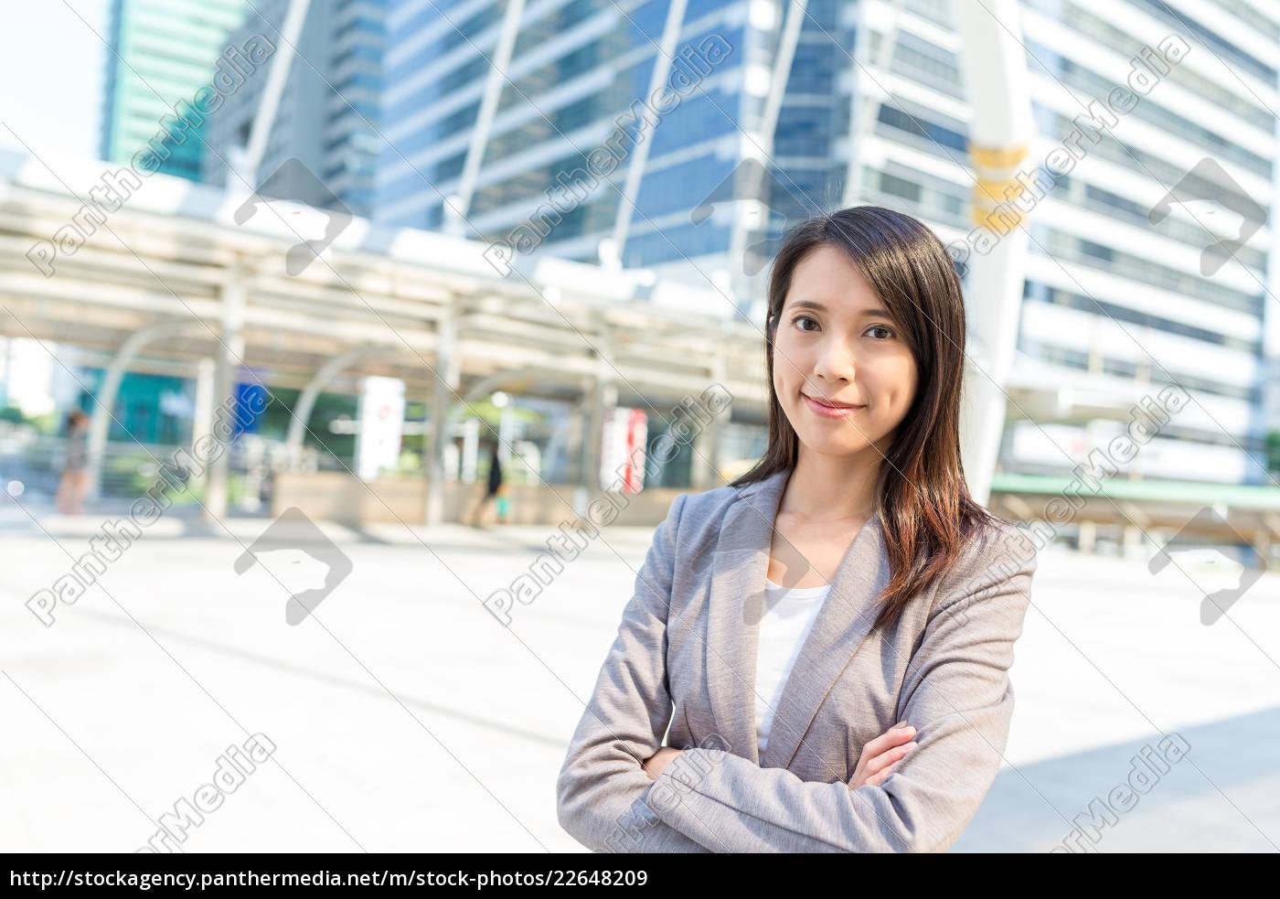 business, woman, portrait - 22648209