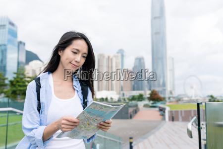 woman, travel, in, hong, kong, and - 22648301