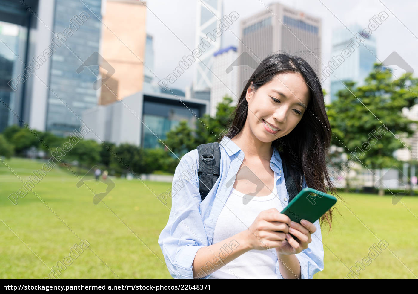 woman, use, of, cellphone - 22648371