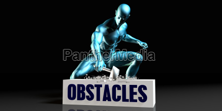 get rid of obstacles
