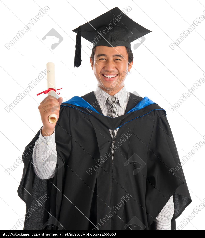 university, student, graduation, , showing, cert - 22666053