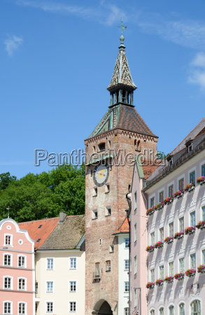 schmalzturm tower of landsberg at the
