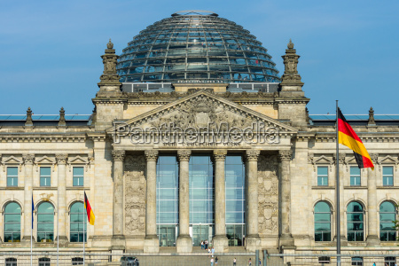 the reichstag building a famous historic