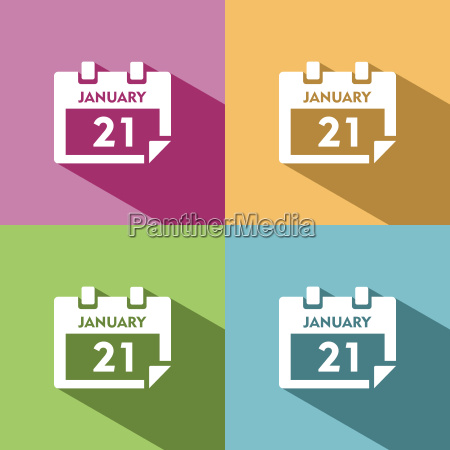 calendar icon for events
