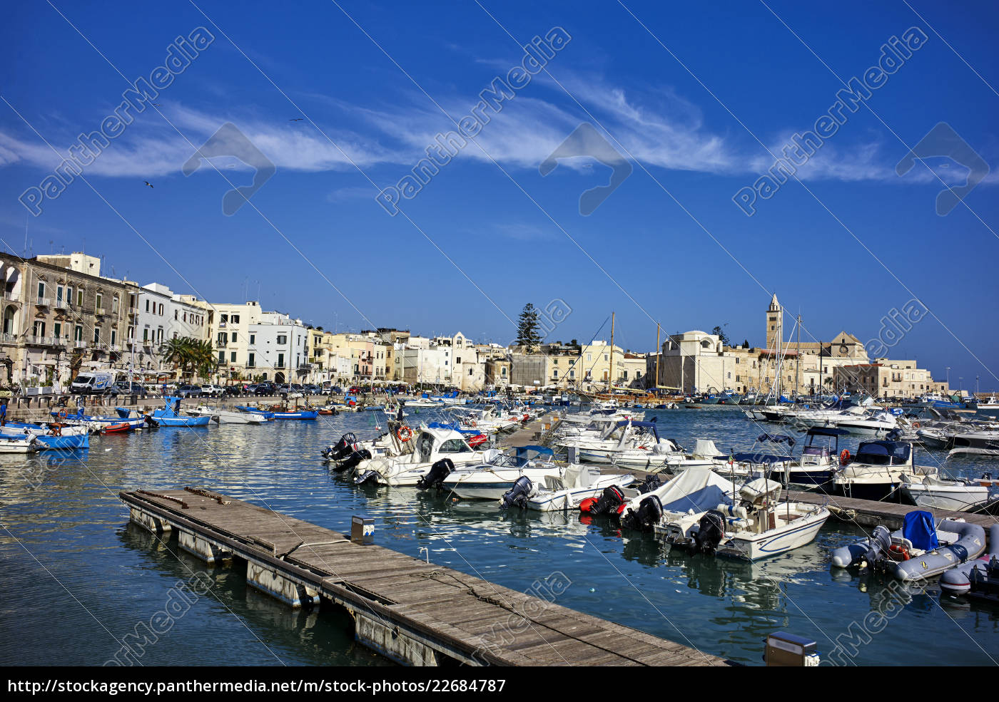 the, seaport, of, trani., apulia, , italy, - 22684787