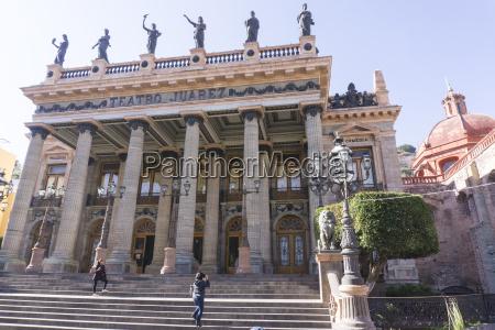 teatro juarez guanajuato unesco world heritage