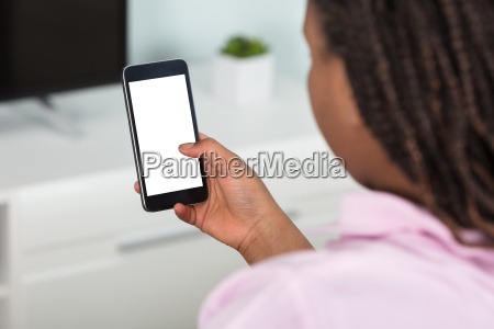 girl, using, smart, phone - 22696099
