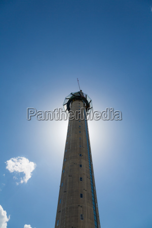 elevator test tower in rottweil on