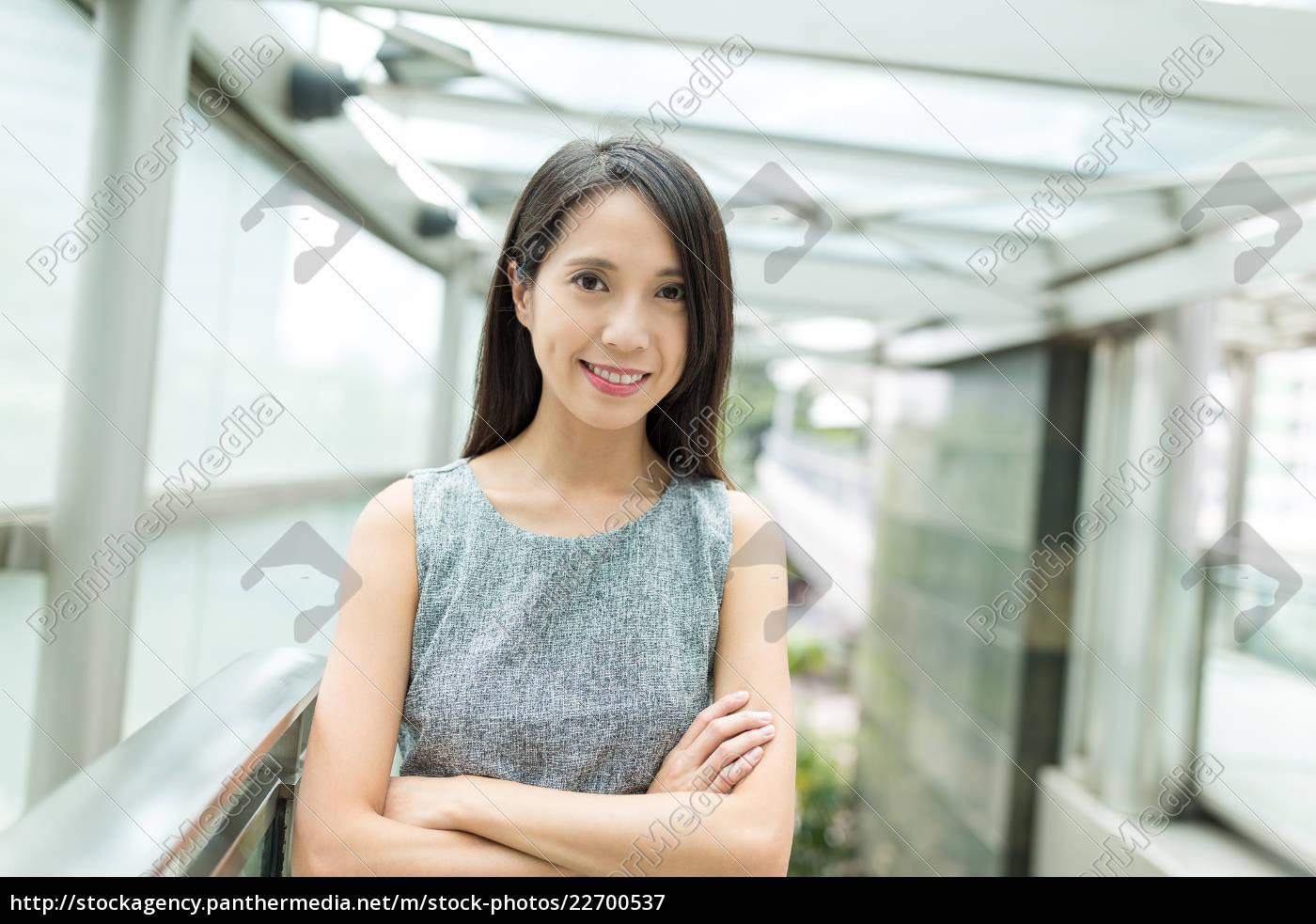 asian, business, woman, portrait - 22700537