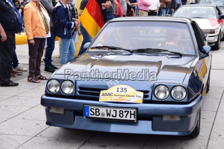 germany german federal republic old timer