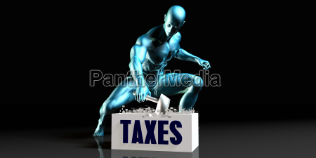 get rid of taxes