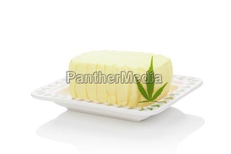 delicious marijuana butter