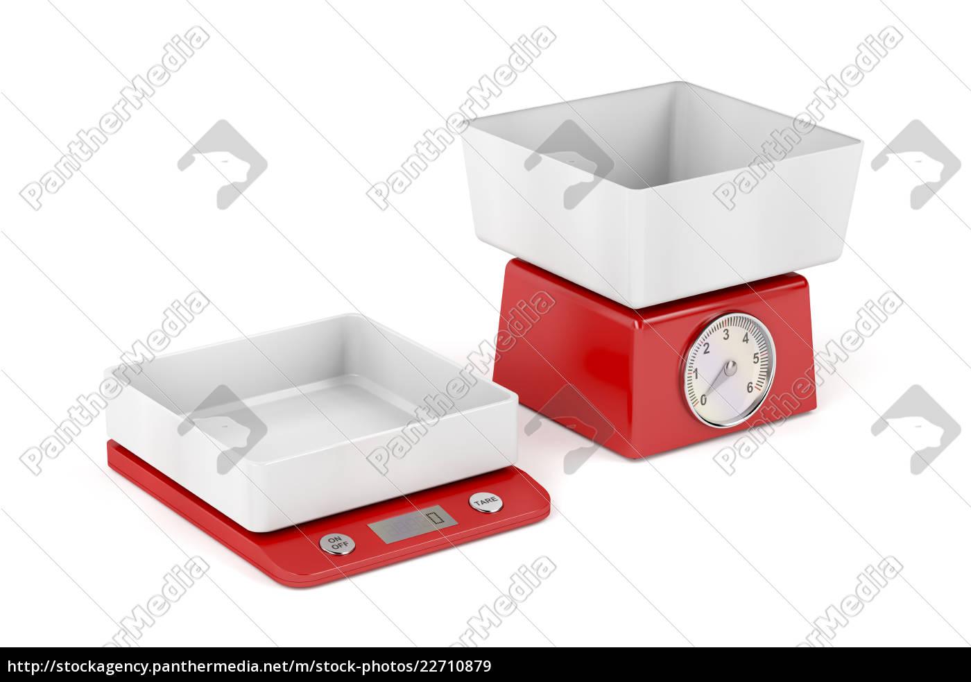 kitchen, weight, scales - 22710879