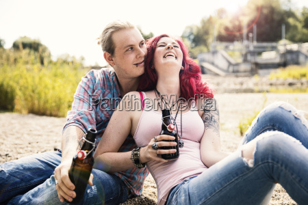 young, couple - 22712727