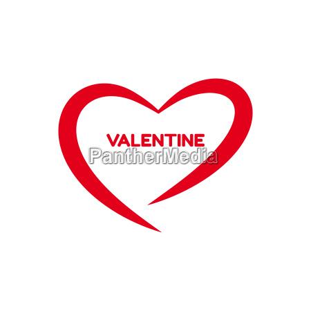 digital vector red heart texture valentine