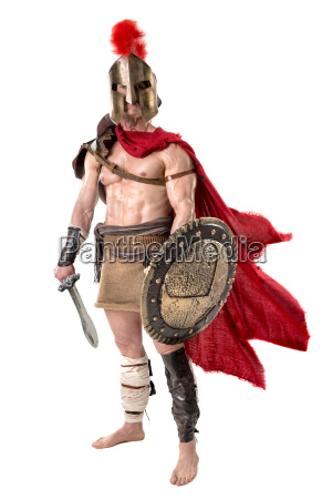 ancient, soldier, or, gladiator - 22719467