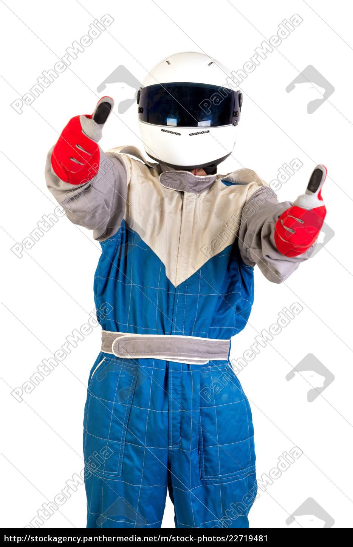 racing, driver - 22719481