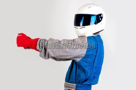 racing, driver - 22719483
