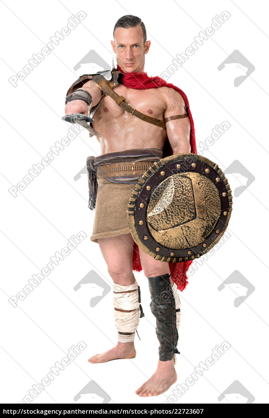 ancient, soldier, or, gladiator - 22723607