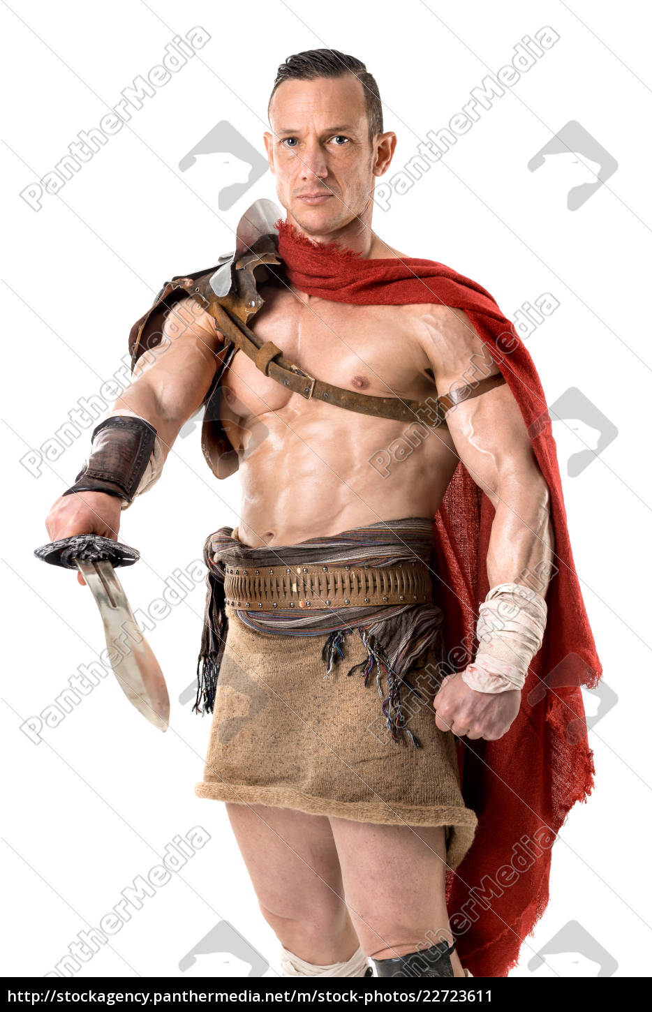 ancient, soldier, or, gladiator - 22723611