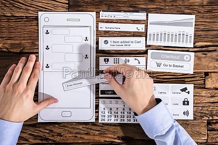 designer, designing, mobile, application - 22723019