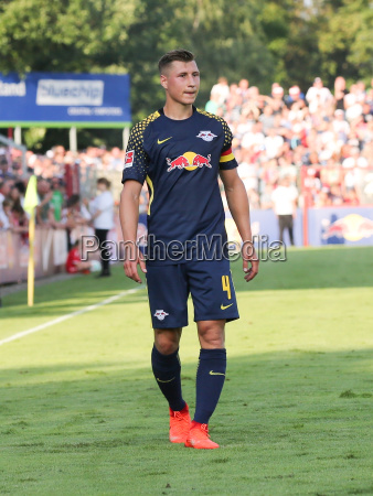 willi orban rb leipzig in the