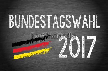 bundestag election 2017 election to the