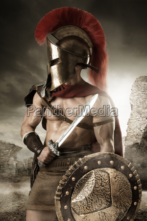 ancient, soldier, or, gladiator - 22731277
