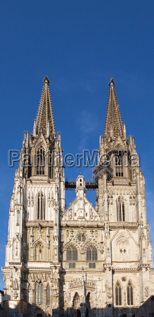cathedral in regensburg