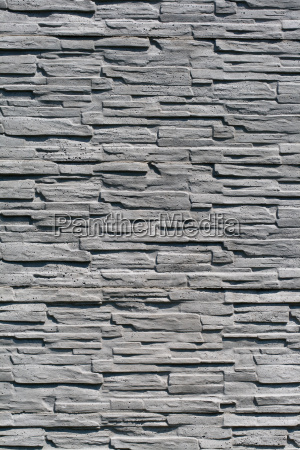clinker wall or brick wall detail
