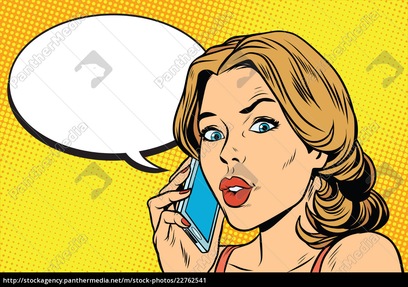 worried, woman, talking, on, the, smartphone - 22762541