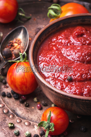 tomato ketchup sauce