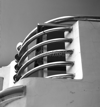 curving stainless steel handrail