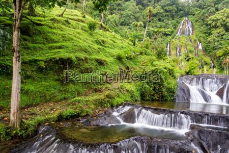 waterfall at santa rosa de cabal
