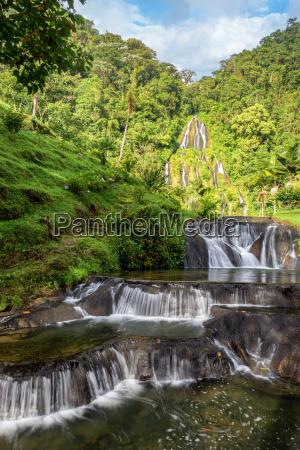 santa rosa de cabal waterfall vertical