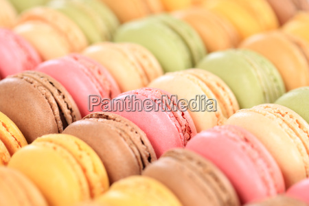 macarons macaroons biscuits dessert from france