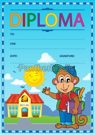 diploma concept image 8