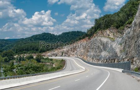 appalachian mountain highway