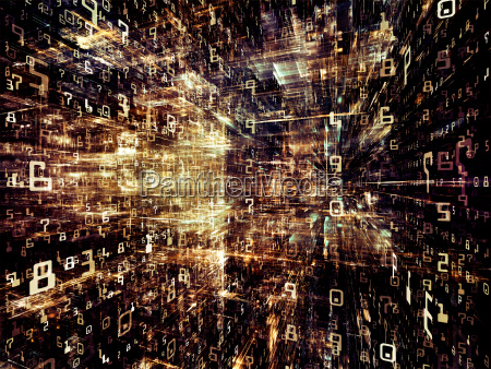 stream of virtual world