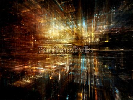 beyond digital world
