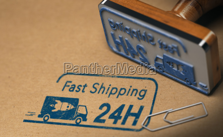 fast shipping twenty four hours or