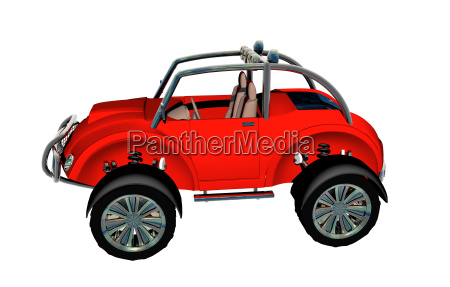 all wheel buggy exempted