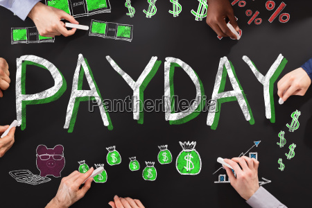 payday employee compensation