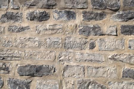 stone wall brick texture rock gray