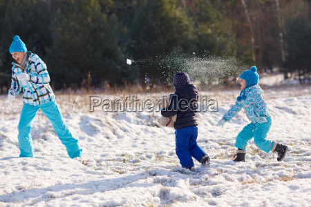 winters for family fun