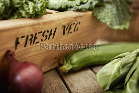 still life fresh organic healthy vegetables