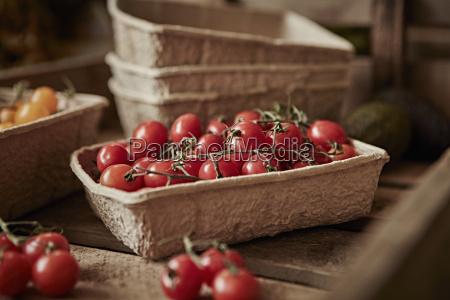 still life fresh organic healthy red